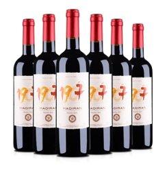 酒仙网红酒法国马蒂隆1907干红葡萄酒750ml(6瓶装)原装进口