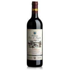法国波尔多莱雅庄园干红葡萄酒