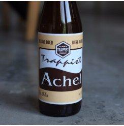 比利时进口 修道院啤酒 Achel阿诗精酿啤酒  330ml 阿诗黑 修道院双料1支