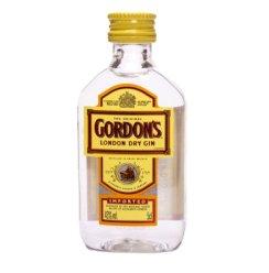 洋酒哥顿金酒小酒版50ML 单瓶