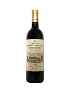 法国布里翁高地使命庄园干红葡萄酒