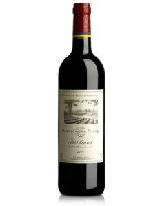 法国拉菲尚品干红葡萄酒