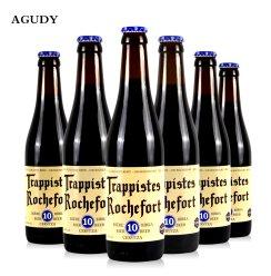 [古缔酒类专营店]比利时原装进口精酿啤酒 罗斯福10号330mlx6瓶聚会派对高品质啤酒