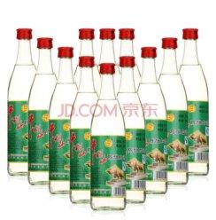 牛栏山陈酿白酒二锅头 52度 浓香型 500mlx12瓶 整箱装 新A标