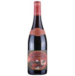 京东海外直采 法国进口 路易世家 美人鱼博若来新酒干红葡萄酒 2017 750ml