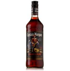 摩根船长黑朗姆酒(又名:摩根船长朗姆酒)