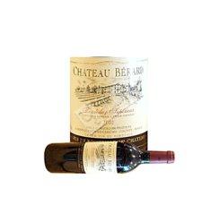 贝克庄园红葡萄酒