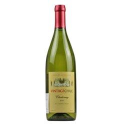 【俺买酒】智利好年莎当妮干白葡萄酒750ml