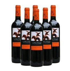 西班牙原瓶进口 骑士添兰尼洛干红葡萄酒整箱6支装(750ml*6)