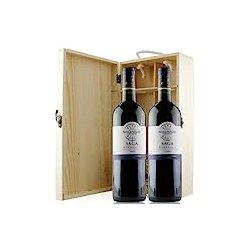 Chateau Lafite 拉菲庄园 法国原装原瓶进口 拉菲集团拉菲家族系列 拉菲传说波尔多干红葡萄酒 双木盒 750ml*2