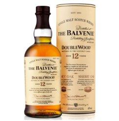 《【京东自营】百富12年 双桶陈酿单一麦芽苏格兰威士忌 700ml  314.25元(双重优惠)》