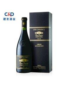 智利红蔓庄园黑牌特级珍藏干红葡萄酒