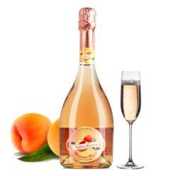 【夏商精选】意大利原瓶进口 意彩起泡葡萄酒 桃子起泡葡萄酒单支装