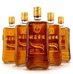 张家口北宗黄酒小米酒12度460ML小米酿造 比绍兴花雕黄酒好喝 整箱6瓶价