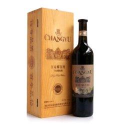 张裕蛇龙珠特选级解百纳干红葡萄酒750ML木盒装