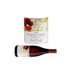 约瑟夫杜鲁安博若莱新酿红葡萄酒 2010