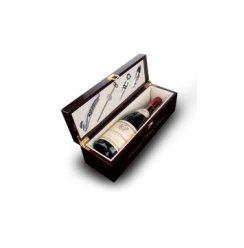 路易亚都世家纳斯乔治红葡萄酒单支礼盒装