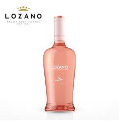 洛萨诺酒庄西班牙葡萄酒原瓶进口DO级桃红帆干红葡萄酒红酒单支装