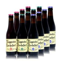 酒划算罗斯福比利时修道院精酿原装进口啤酒6号8号10号各种组合 6号8号10号组合共12瓶