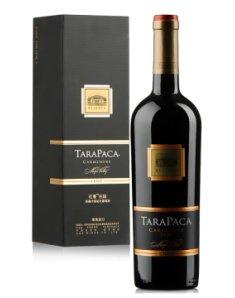 智利红蔓庄园珍藏卡曼尼干红葡萄酒