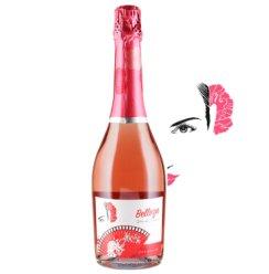 西班牙原瓶进口赫拉美人莫斯卡托桃红甜起泡葡萄酒 莫斯卡托桃红起泡酒