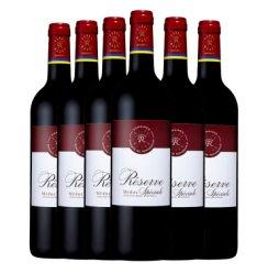 法国进口红酒 拉菲(LAFITE)珍藏梅多克干红葡萄酒 整箱装 750ml*6瓶(DBR)