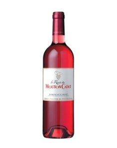 法国木桐嘉棣半干型桃红葡萄酒