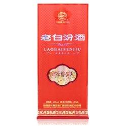 名酒 山西 杏花村汾酒 封坛十五年 老白汾酒42度475ml 清香型白酒