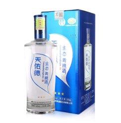 天佑德青稞酒 生态三星 45度清香型白酒500ml青海互助特产(2瓶1个手提袋) 单瓶装