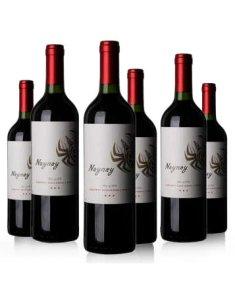 智利干露火玫瑰混酿干红葡萄酒