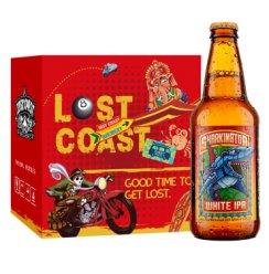 《【京东自营】迷失海岸机械大鲨鱼小麦IPA啤酒355ml*6瓶  48.88元(双重优惠)》