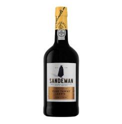 葡萄牙进口波特酒 山地文(SANDEMAN) 波特茶色(Tawny Porto) 加强型葡萄酒 750ml