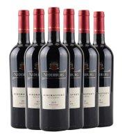 南非进口红酒  尼德堡系列(原酒师特酿) 750ml/支  红酒整箱6支装 品乐红葡萄酒