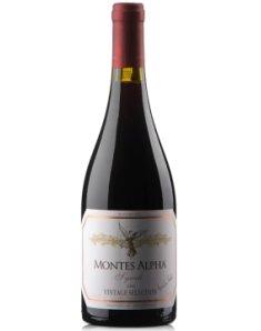 智利蒙特斯欧法西拉干红葡萄酒