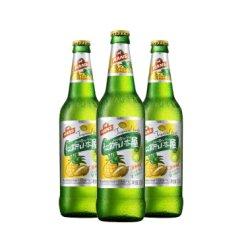 《【京东】汉斯小木屋菠萝啤 500ml*12瓶 33.05元(双重优惠)》