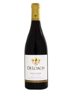 美国都兰加州黑品乐干红葡萄酒