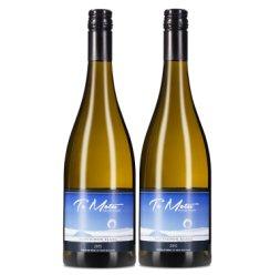 新西兰进口红酒 悠云岛 干红 干白 葡萄酒 2支装 750ml 索维农(长相思)干白