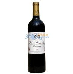 法国原瓶进口 五级酒庄 奥巴特利庄园干红葡萄酒750ml