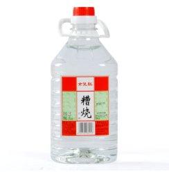 女儿红 桶装白酒 特制糟烧白酒 38度 2.5L