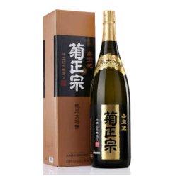 菊正宗 日本原装进口清酒  纯米大吟酿 1800ml