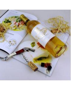 法国古岱庄园甜白葡萄酒
