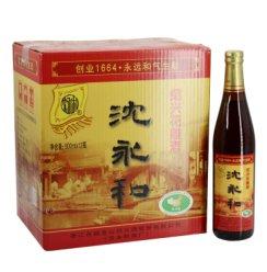 绍兴酒古越龙山16.5度沈永和花雕酒500ml*12瓶整箱价