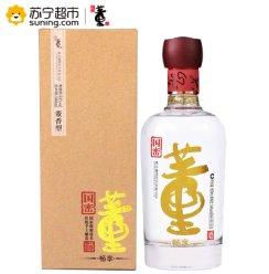 董酒 国密畅享版 54度500ml盒装 董香型 白酒