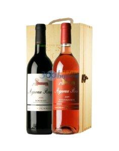 法国木桐传说半干型桃红葡萄酒