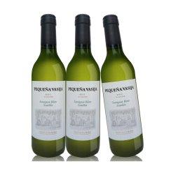进口红酒 小酒桶长相思赛美蓉 阿根廷门多萨 葡萄酒 375ml*3