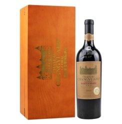 【俺买酒】张裕爱斐堡国际酒庄 赤霞珠干红葡萄酒大师级 13度750ml