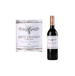 夏洛斯古堡红葡萄酒