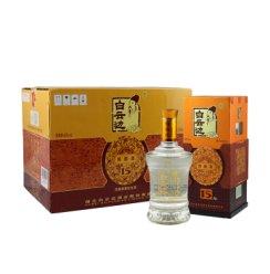白云边 白酒 十五年陈酿 浓酱兼香型 42度 500ml*6瓶 整箱装(新老包装随机发货)