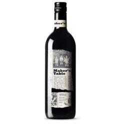 索莱酒园工作台设拉子干红葡萄酒