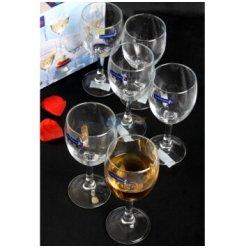 乐美雅优雅红酒玻璃杯E5975(六个装)